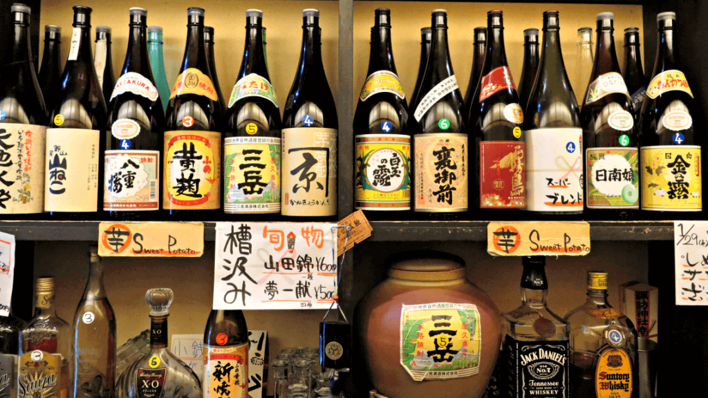 what is shochu