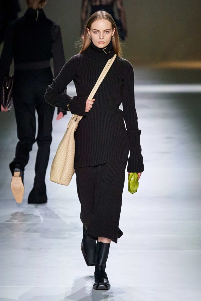 Bottega Veneta F/W 2020 (Photo credit: Bottega Veneta)