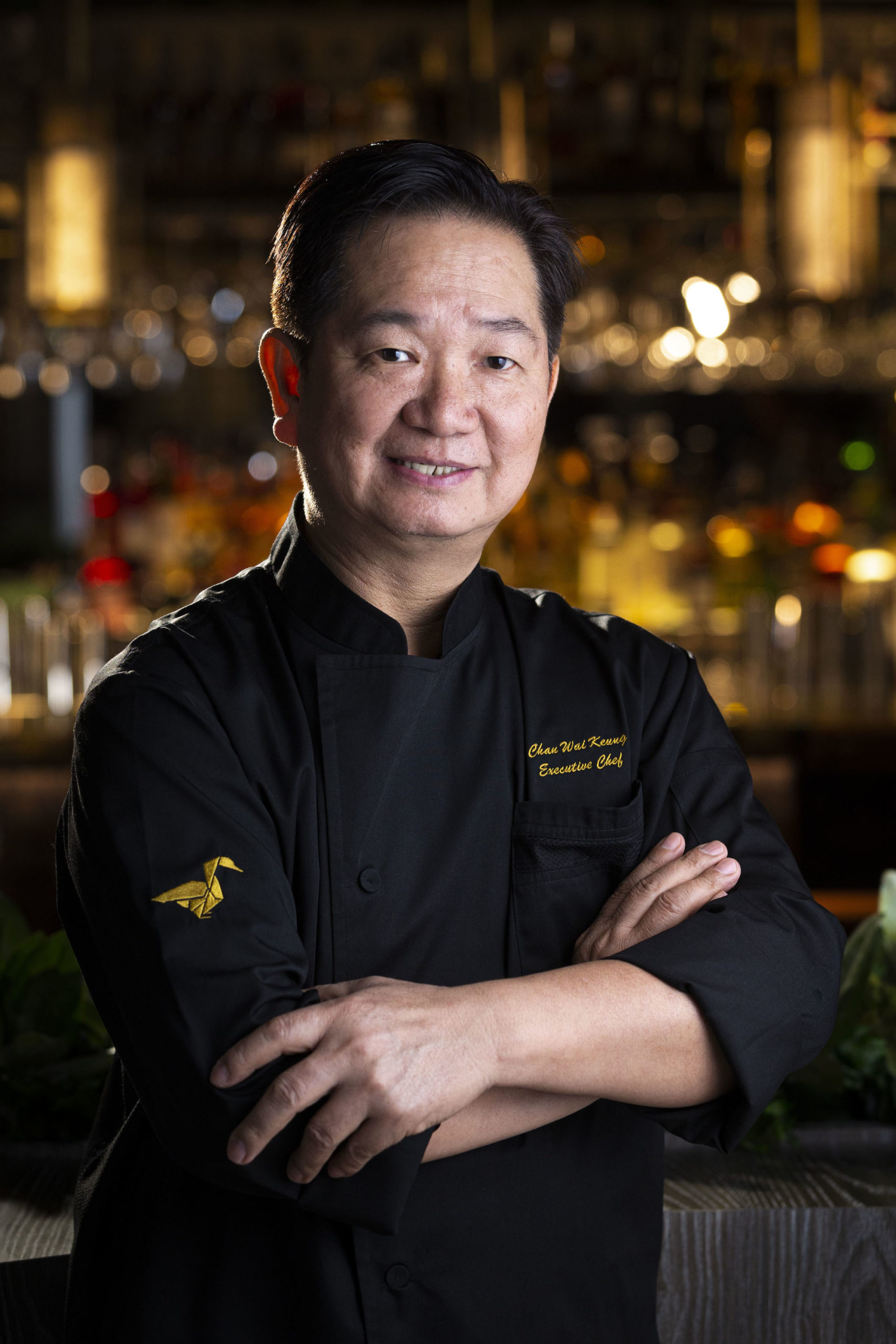 Mott 32 Executive Chef Chan Wai Keung
