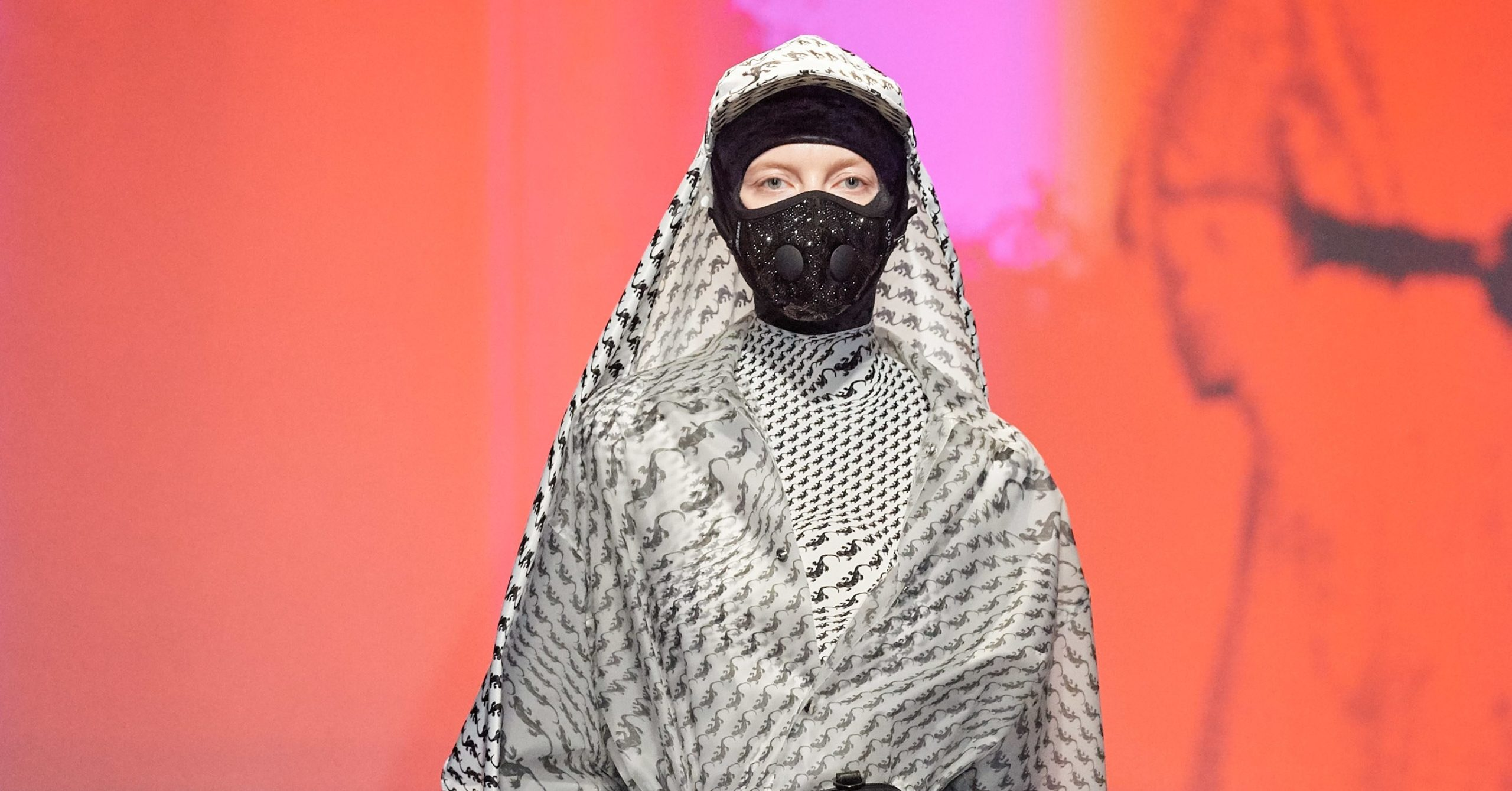 At Paris Fashion Week Designers Envisioned An Apocalyptic Future