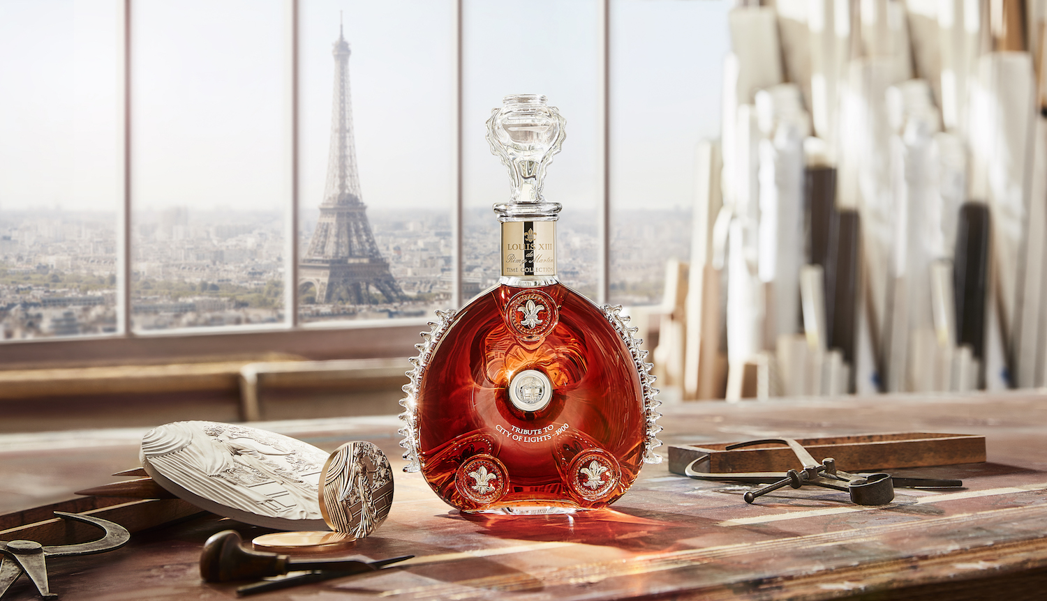 Louis XIII taps into the allure of Paris' past for its new limited edition expression