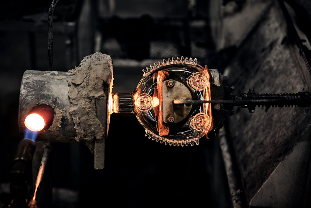 Louis XIII time collection tribute to the city of lights