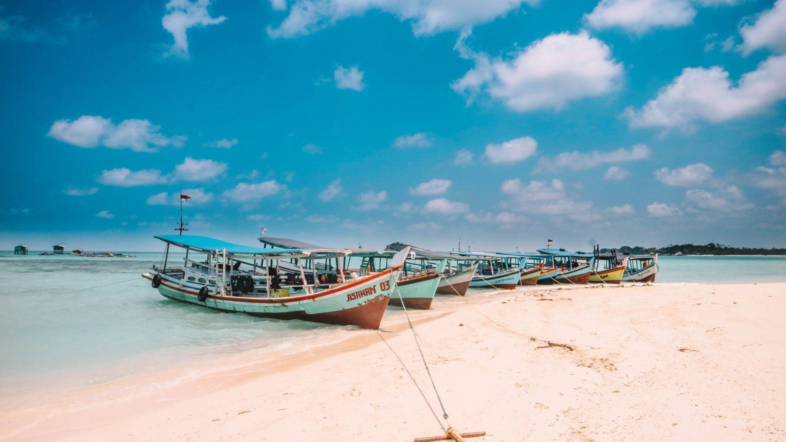 Check out Belitung, Indonesia's secret beach paradise