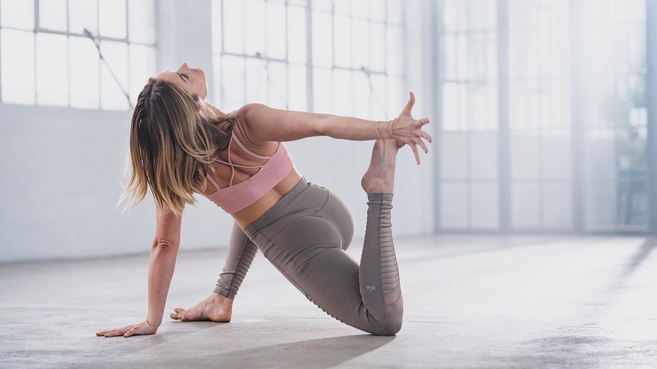 These are the best yoga apps to practice at home with