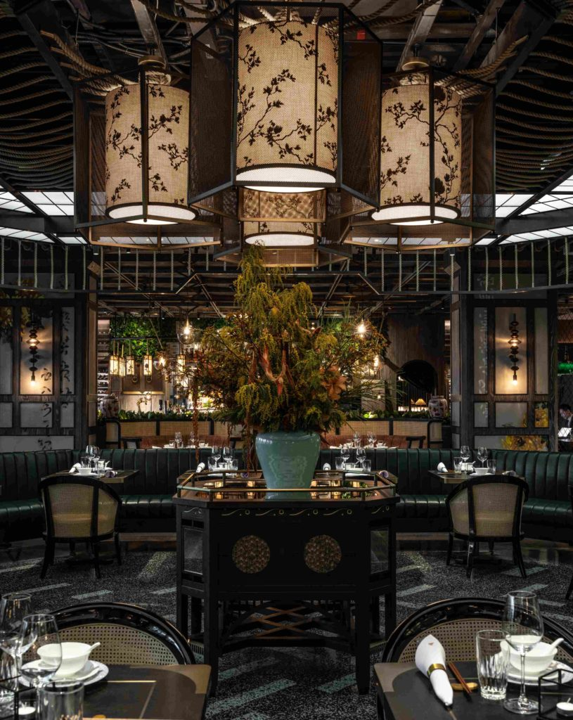 good restaurant design