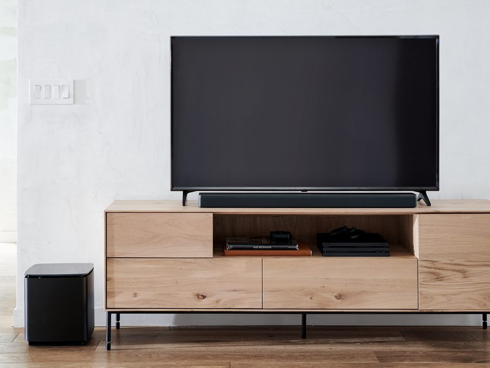 maximise sound system home theatre