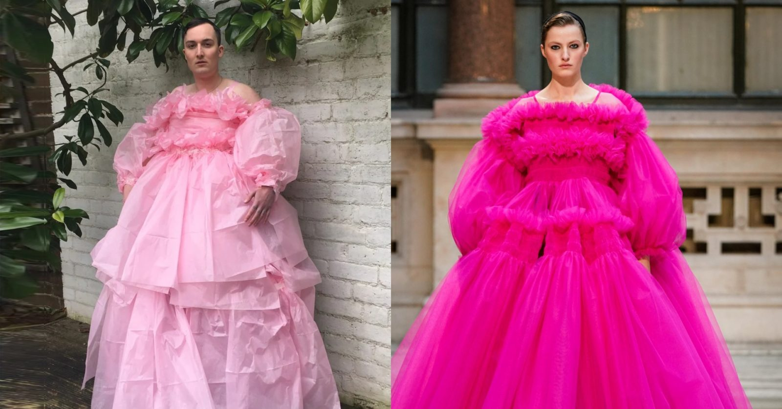 #HomeCouture, Instagram's latest fashion trend hilariously recreates couture looks