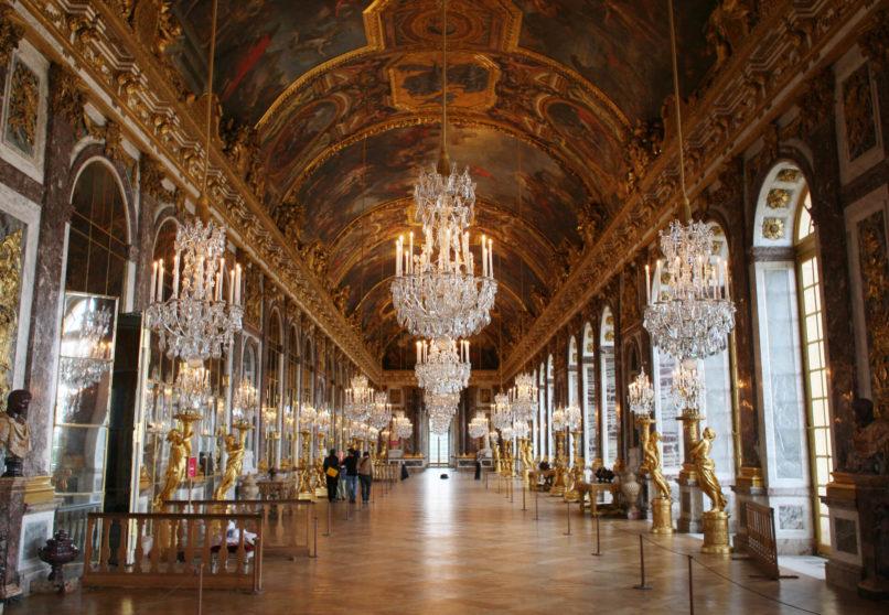 opulent palaces