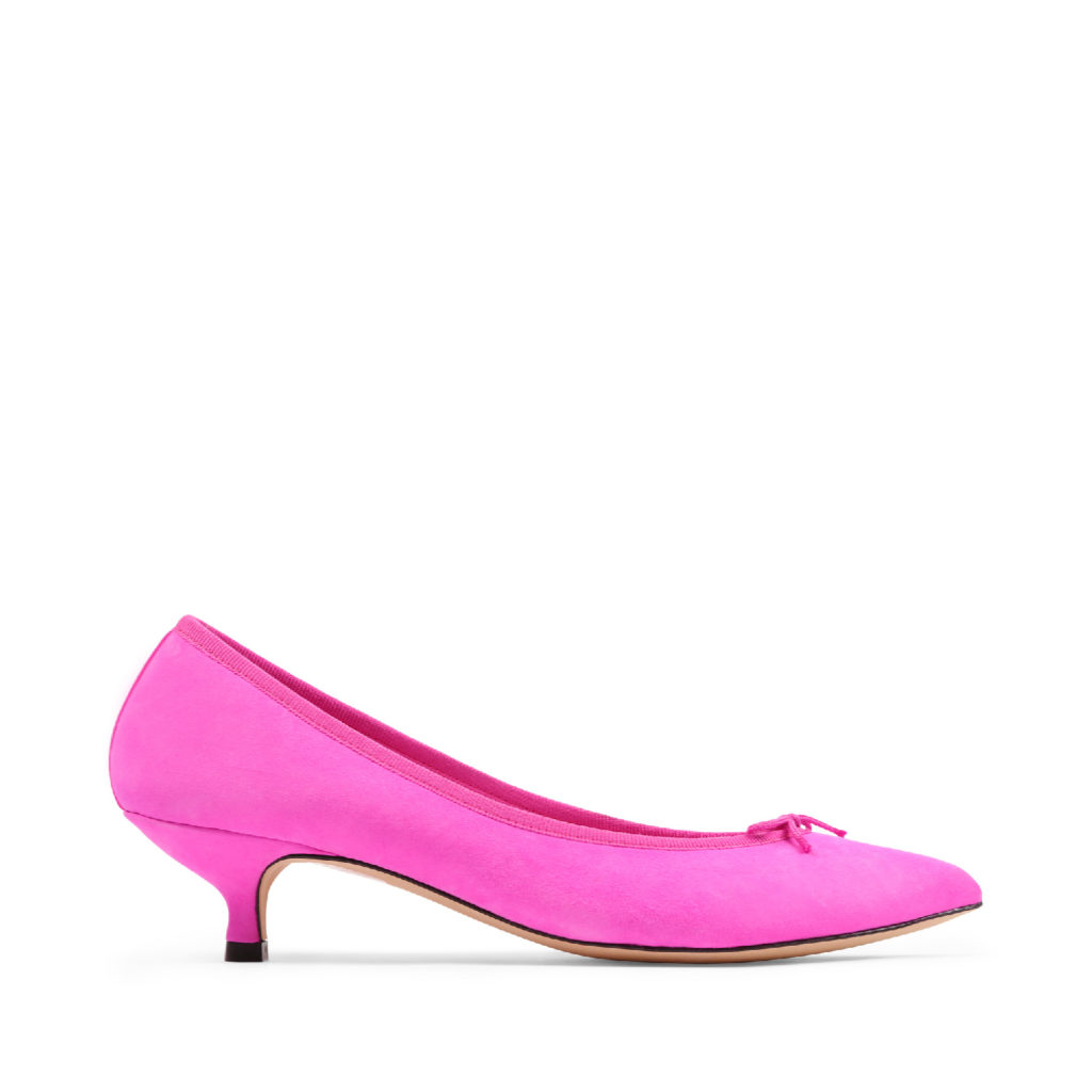 Repetto Nolan pumps (Photo credit: Repetto)