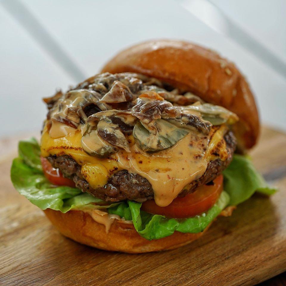 Wildfire Burgers singapore