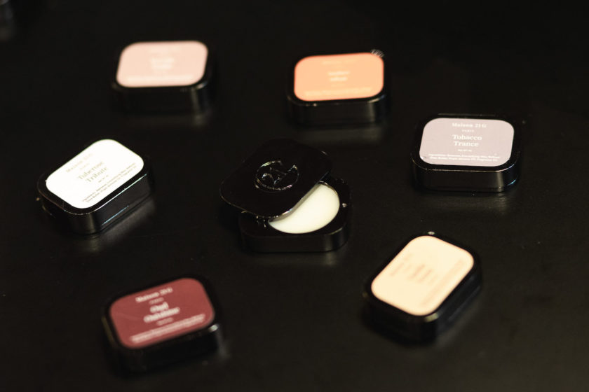 Maison 21G Solid Perfumes
