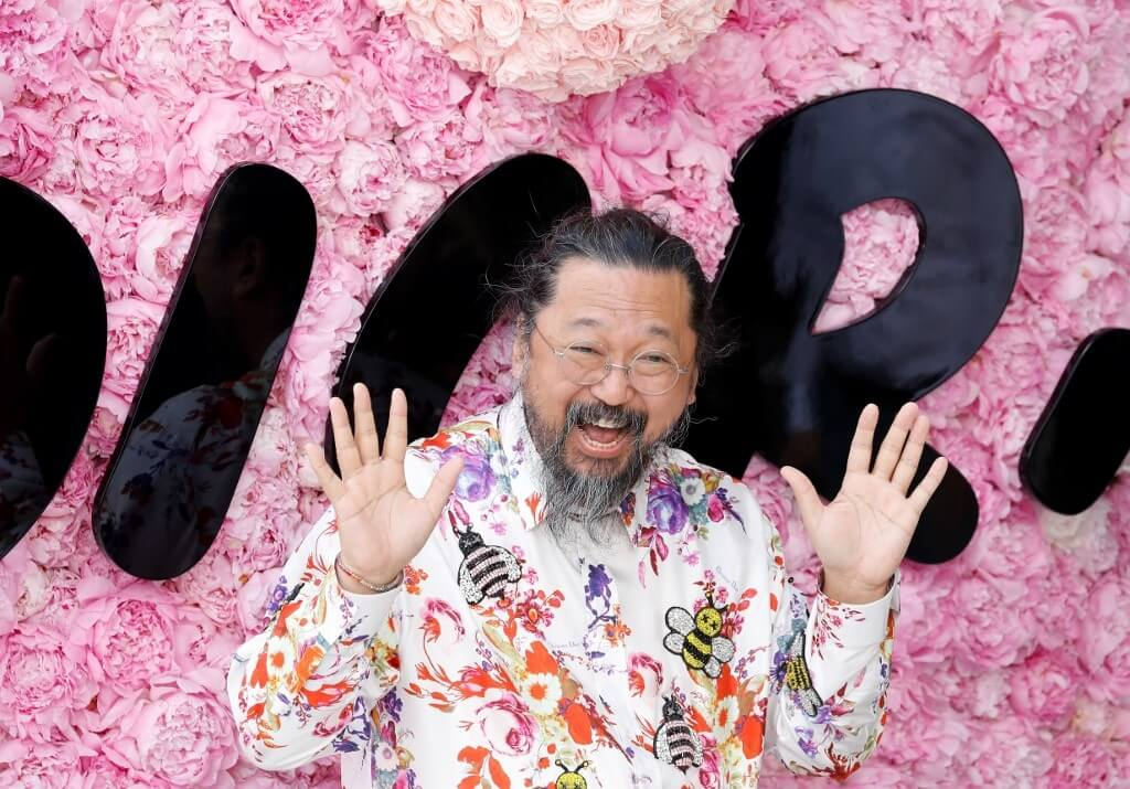 Takashi Murakami releases limited-edition prints to support Black Lives Matter