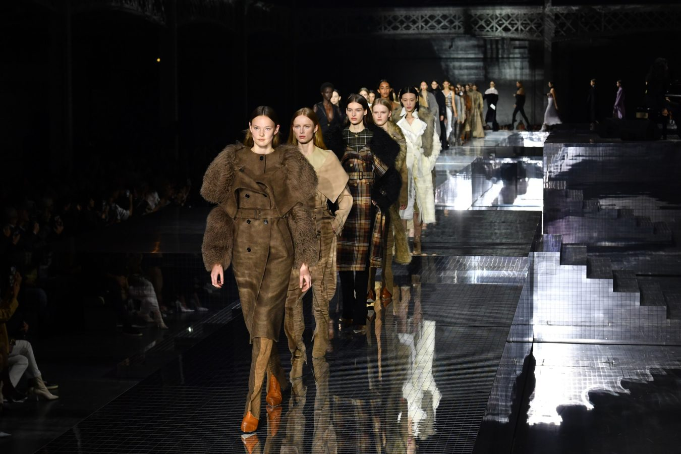 Burberry's next fashion show will be carbon neutral and pay homage to the British landscape