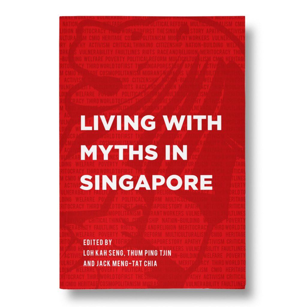 books about singapore politics