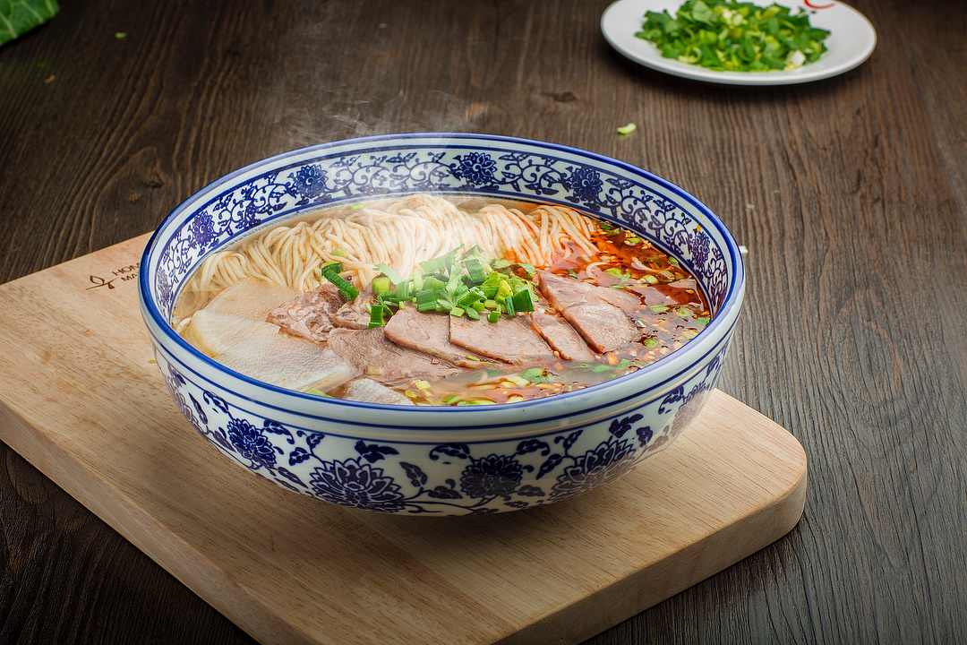 Lanzhou beef noodles, an iconic Chinese Muslim dish has landed big in Singapore