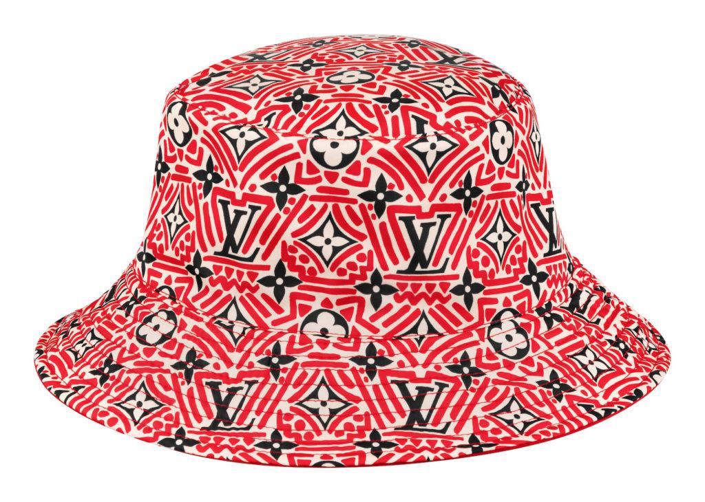 LV Crafty reversible bucket hat (S$1,100) (Photo credit: Louis Vuitton)
