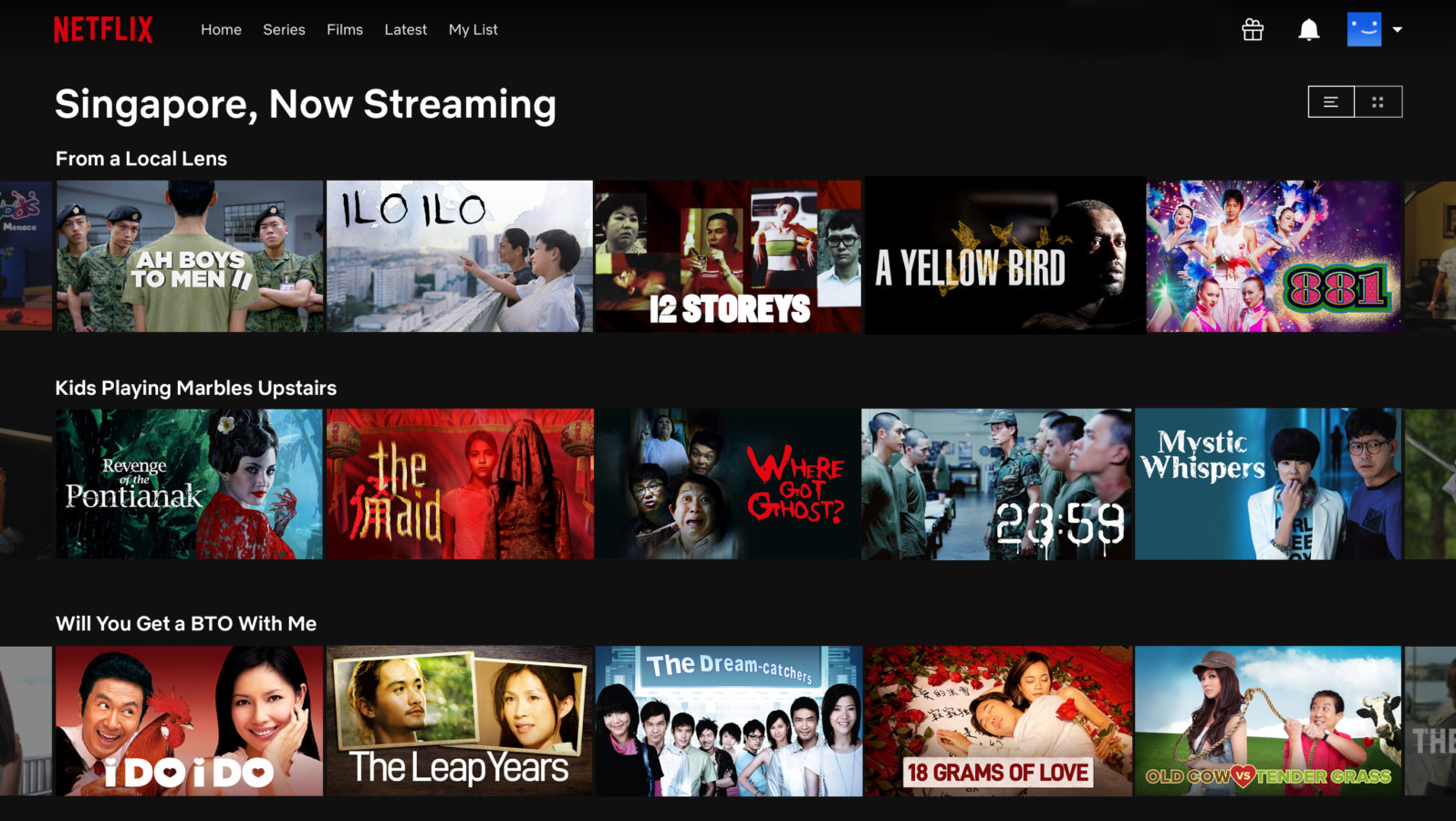 Netflix is dropping over 100 Singapore-made films and series this August