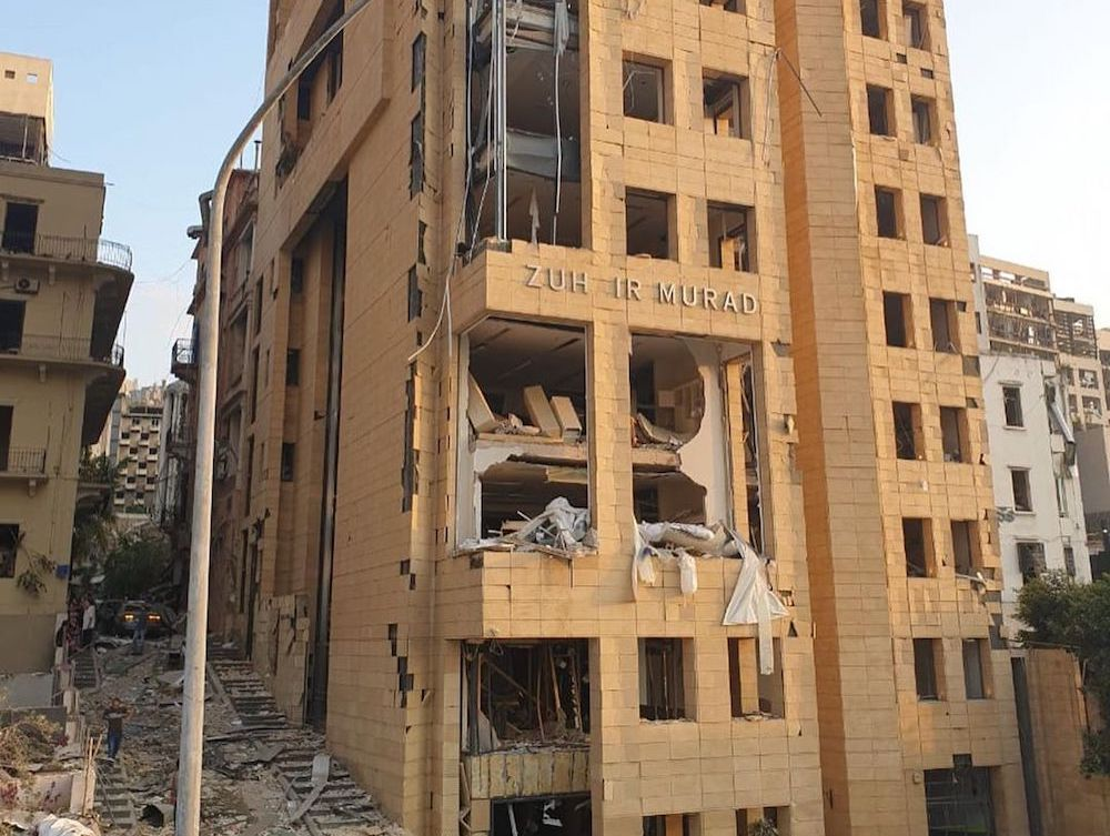 What the Lebanese fashion industry lost in the Beirut explosions