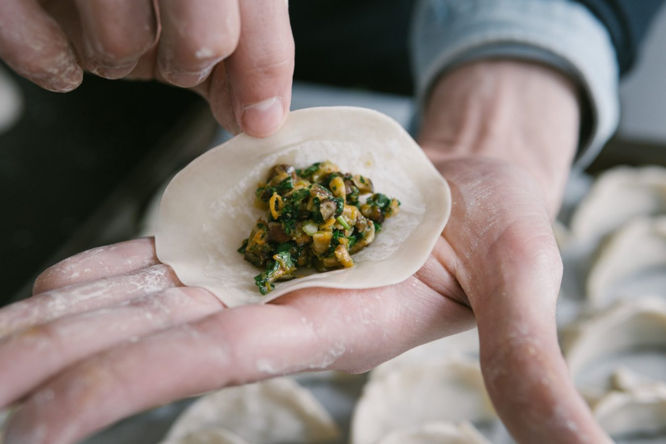 Elevate any homecooked meal with these easy dumpling recipes