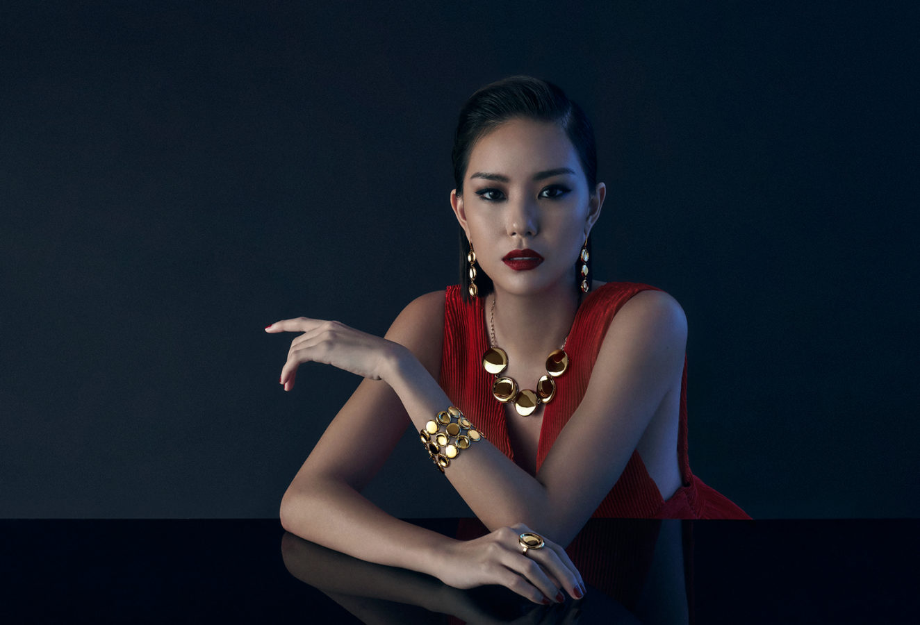 Poh Heng Jewellery's new ORO22 collection is an enthralling homage to the lunar eclipse