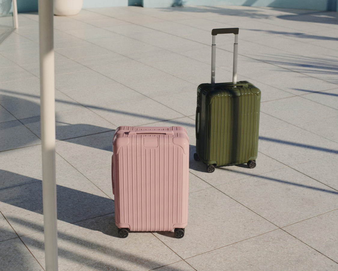 Rimowa unveils Desert Rose and Cactus as the new seasonal colours