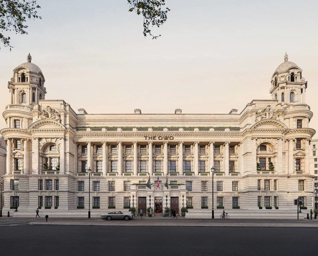 Raffles Hotel will open its first London outpost in the Old War Office building