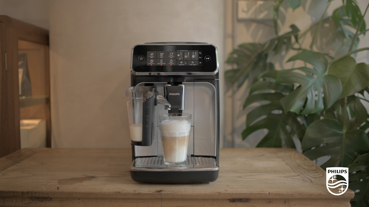 From its aroma seal to its ceramic grinders, the Philips 3200 LatteGo is designed to give you the freshest cup of coffee. (Photo credit: Lifestyle Asia Singapore)