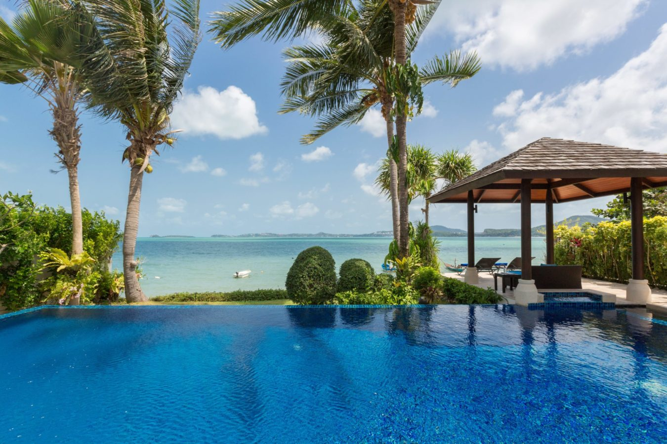 LSA Curates: Baan Leelawadee lets you go from villa to beach in just a few steps