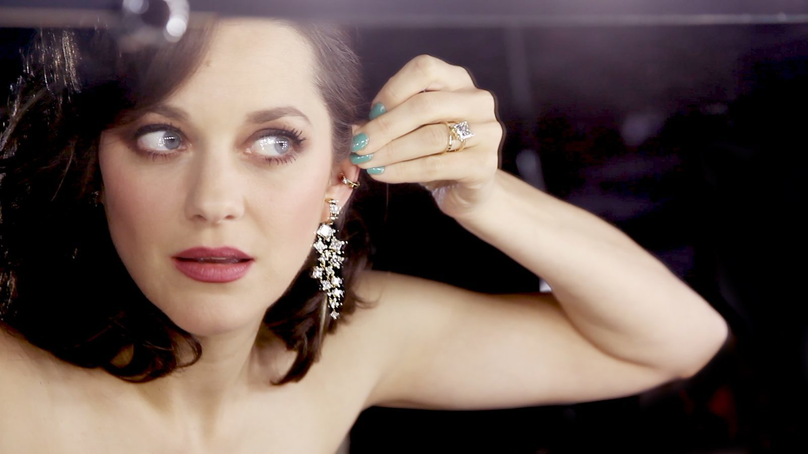 Marion Cotillard designs Chopard's latest ethical jewellery pieces