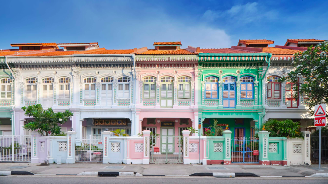 Experience boutique living in Singapore's coolest shophouses with Figment