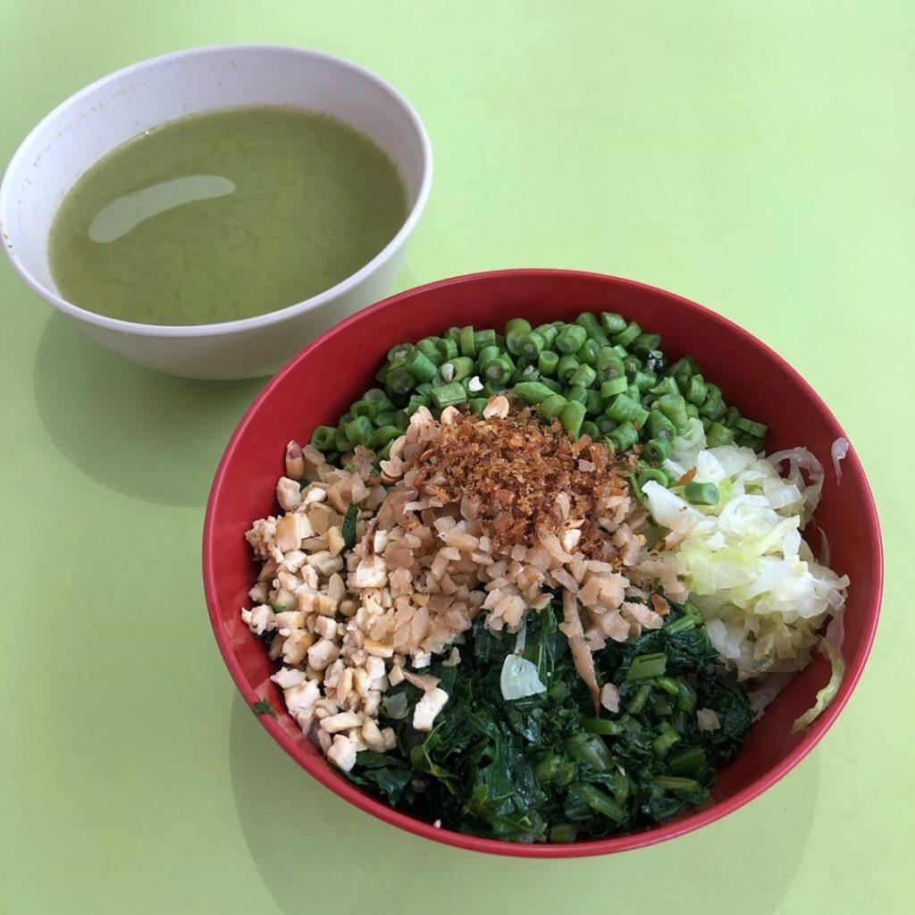 Traditional Hakka Rice
