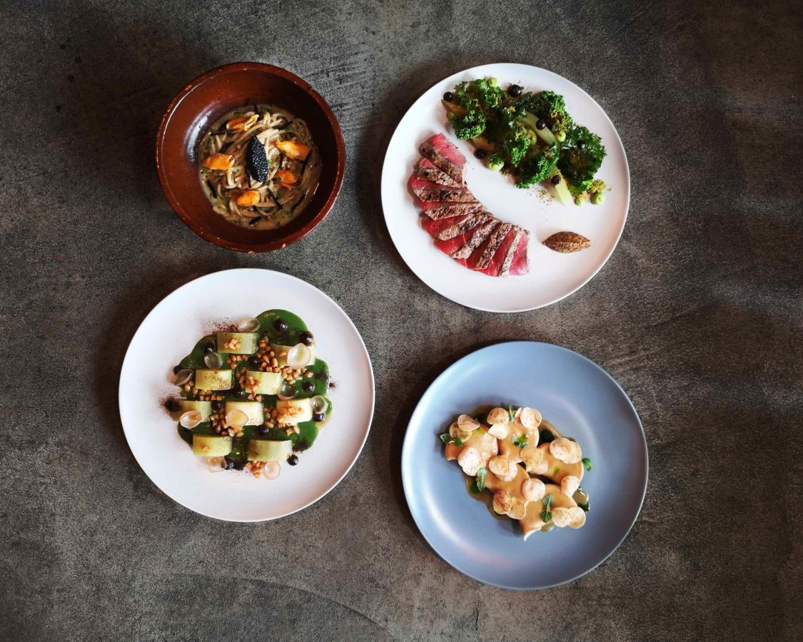 Review: RVLT's newest menu fills some pretty big shoes, and then some