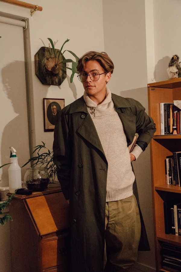 Cole Sprouse as Milo Thatch from Atlantis: The Lost Empire (Photo credit: Cole Sprouse / Twitter)