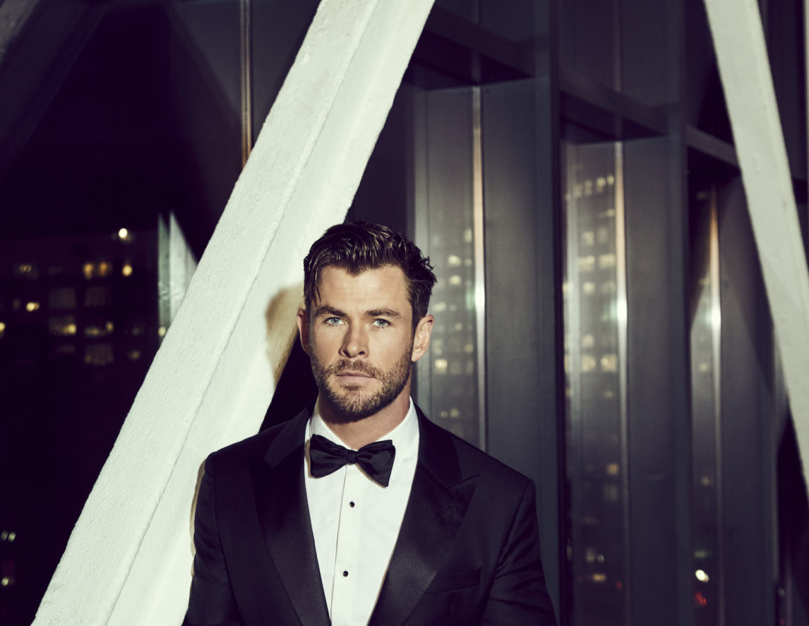 Q&A: Chris Hemsworth on being a superhero —  both on and off the screen