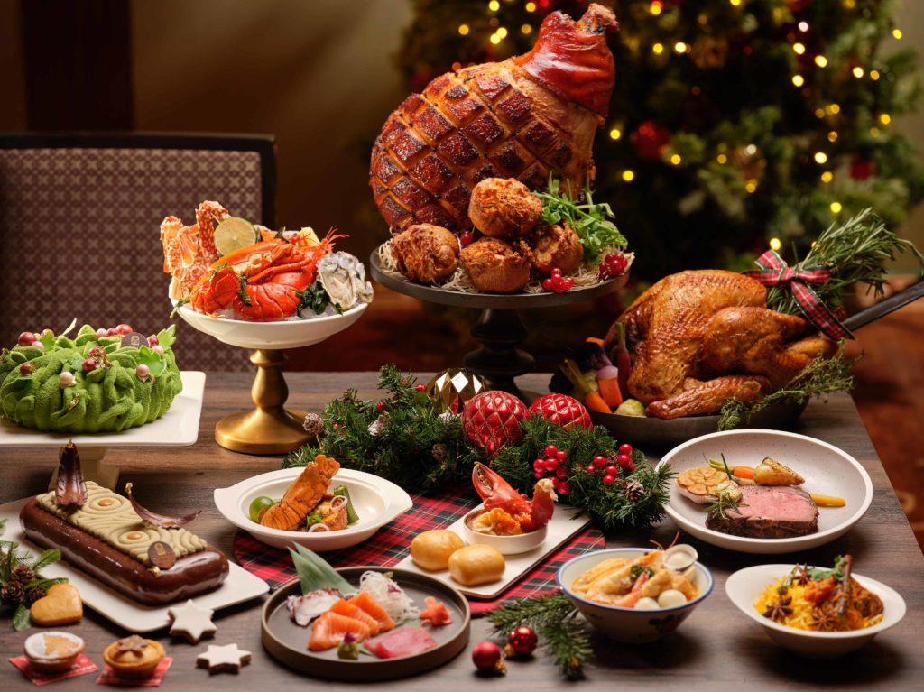 festive menus