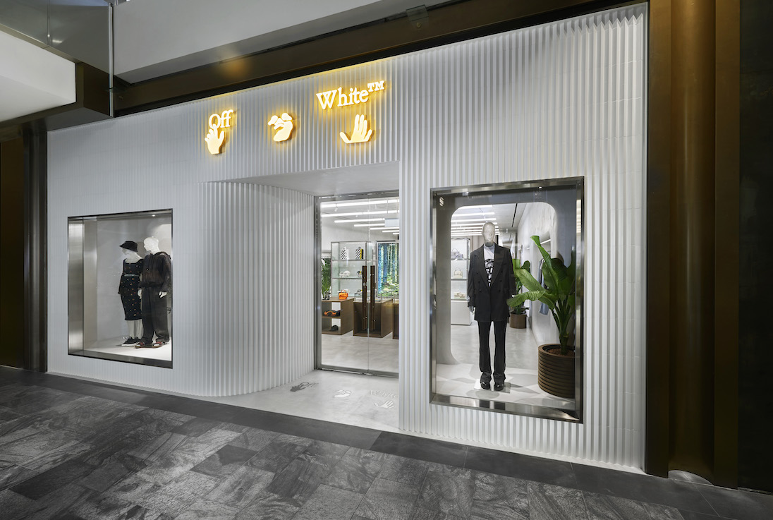 Store explore: Off-White's Marina Bay Sands store is the new cool kid hangout in town