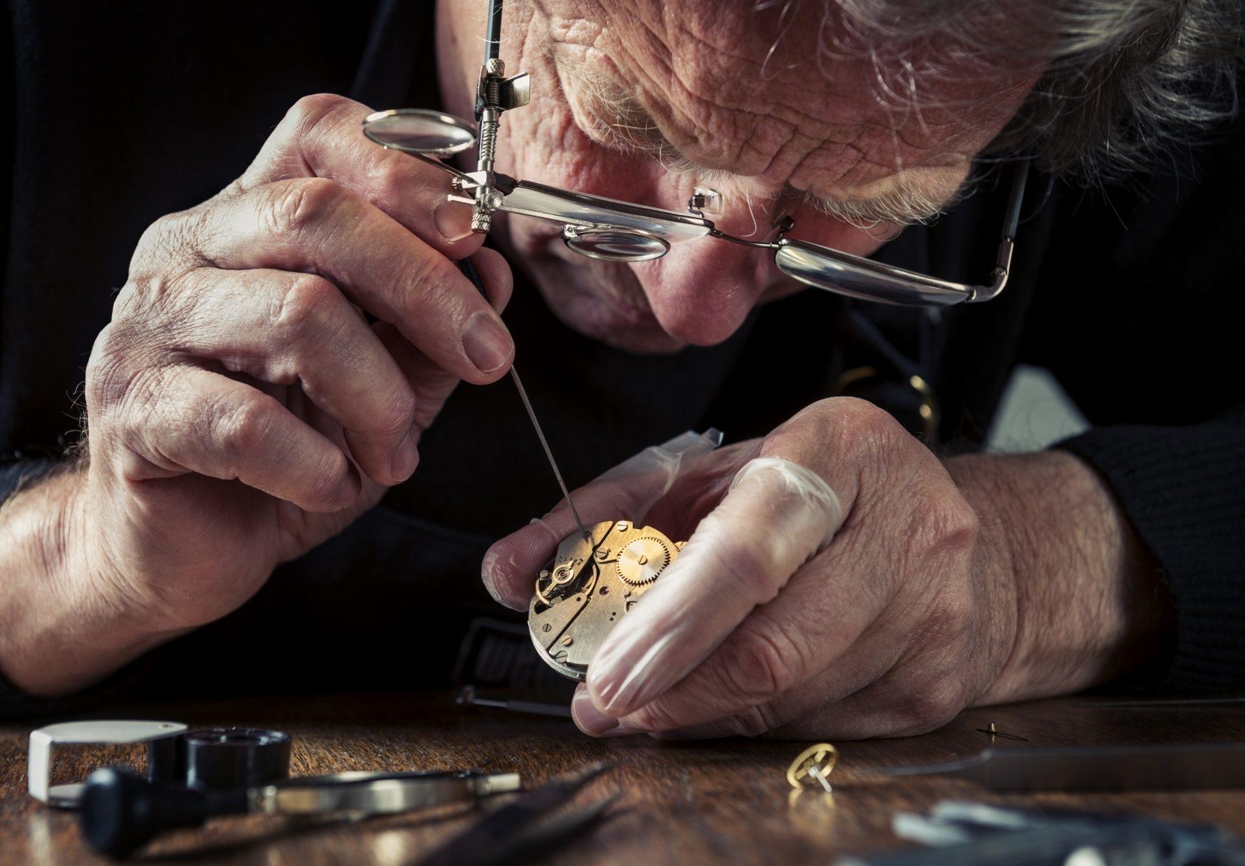 Watchmaking has been given UNESCO heritage status
