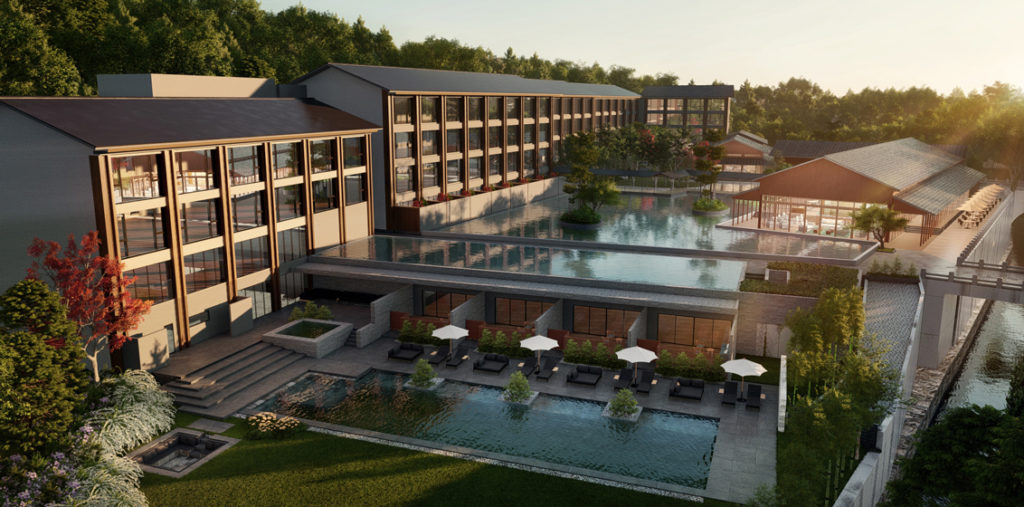 new hotels in asia