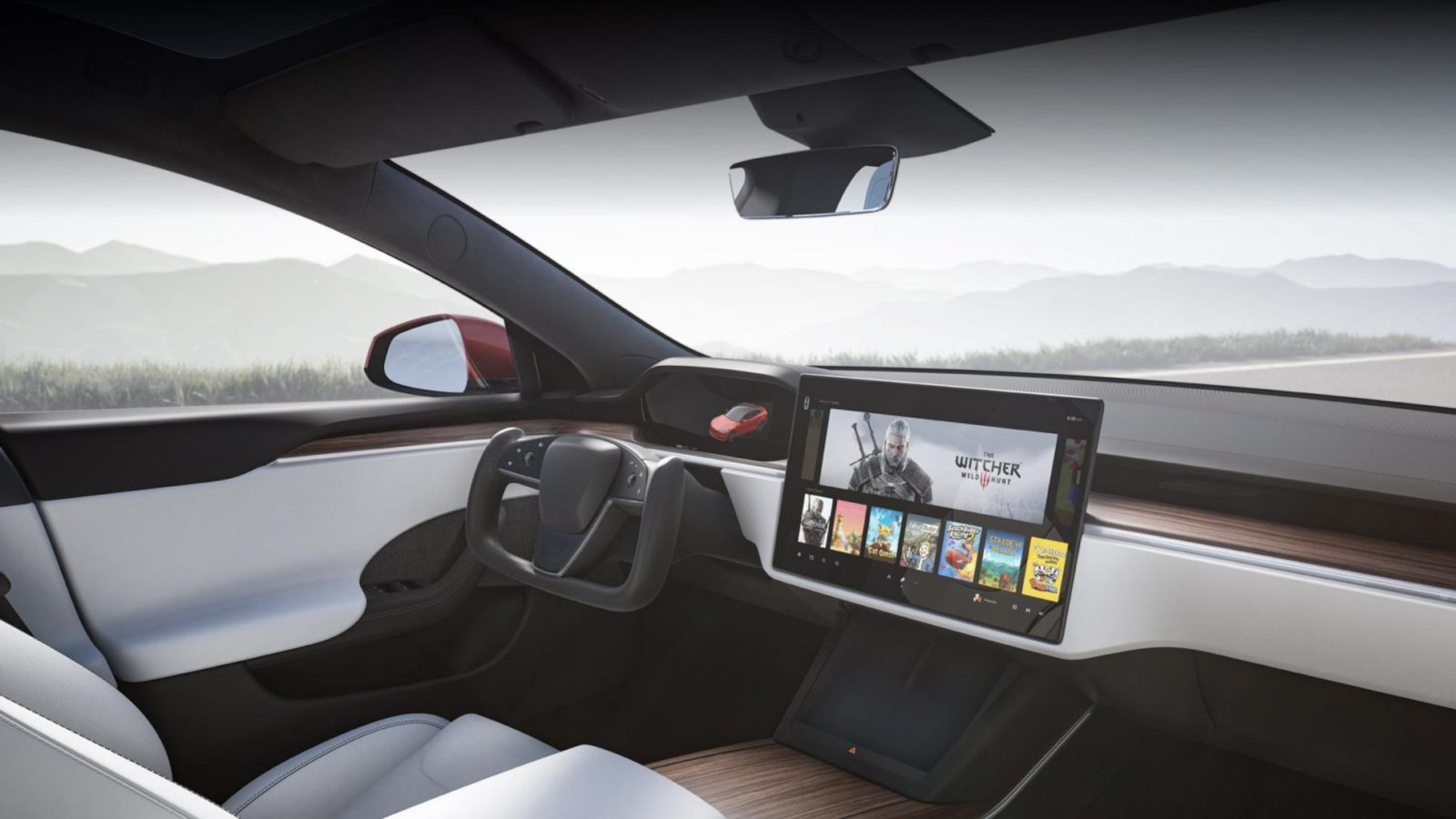 The New Tesla Model S Has An Updated Interior And 837km Range Option