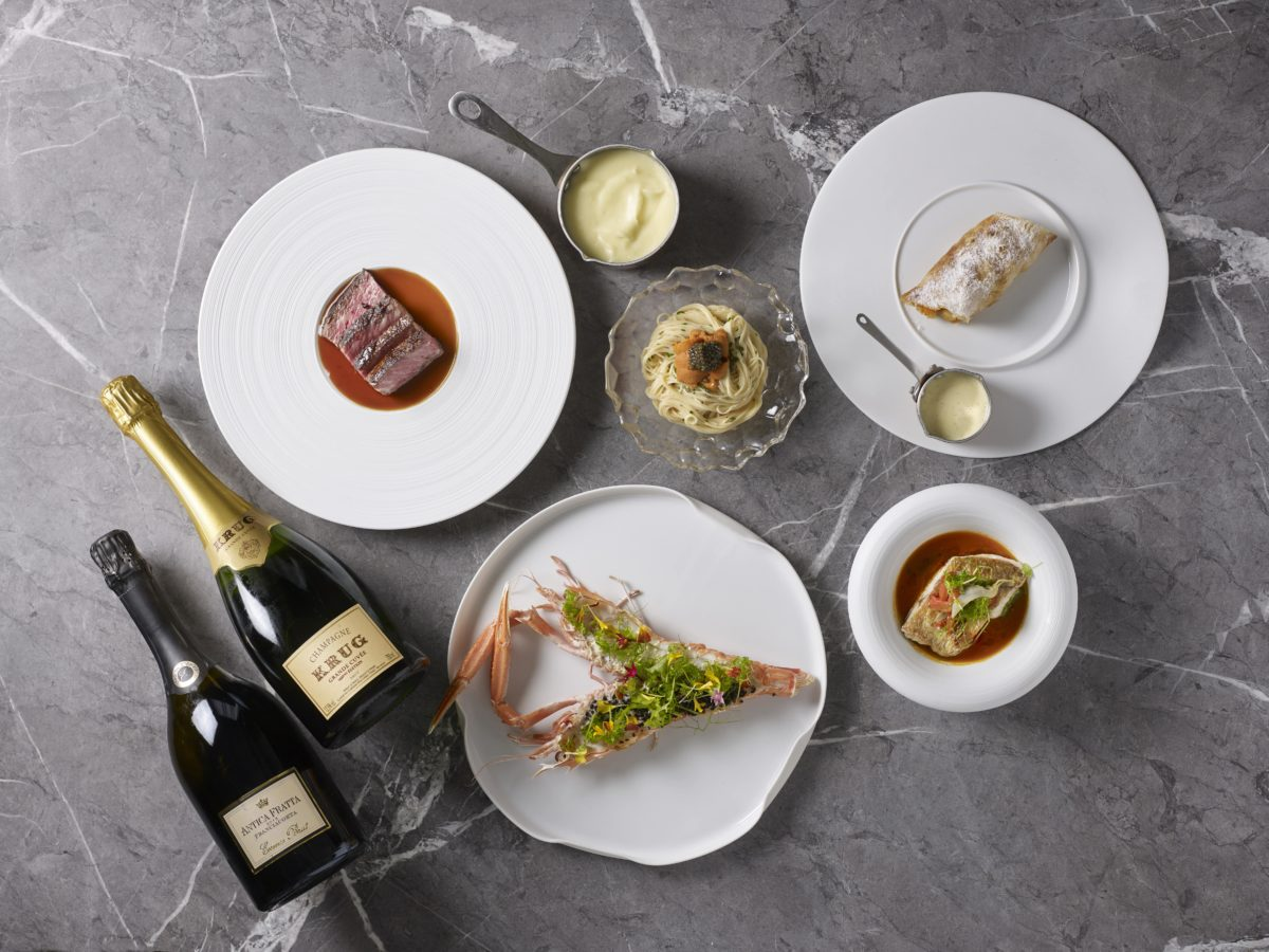 All the fine dining deliveries and takeaways to feast on at home
