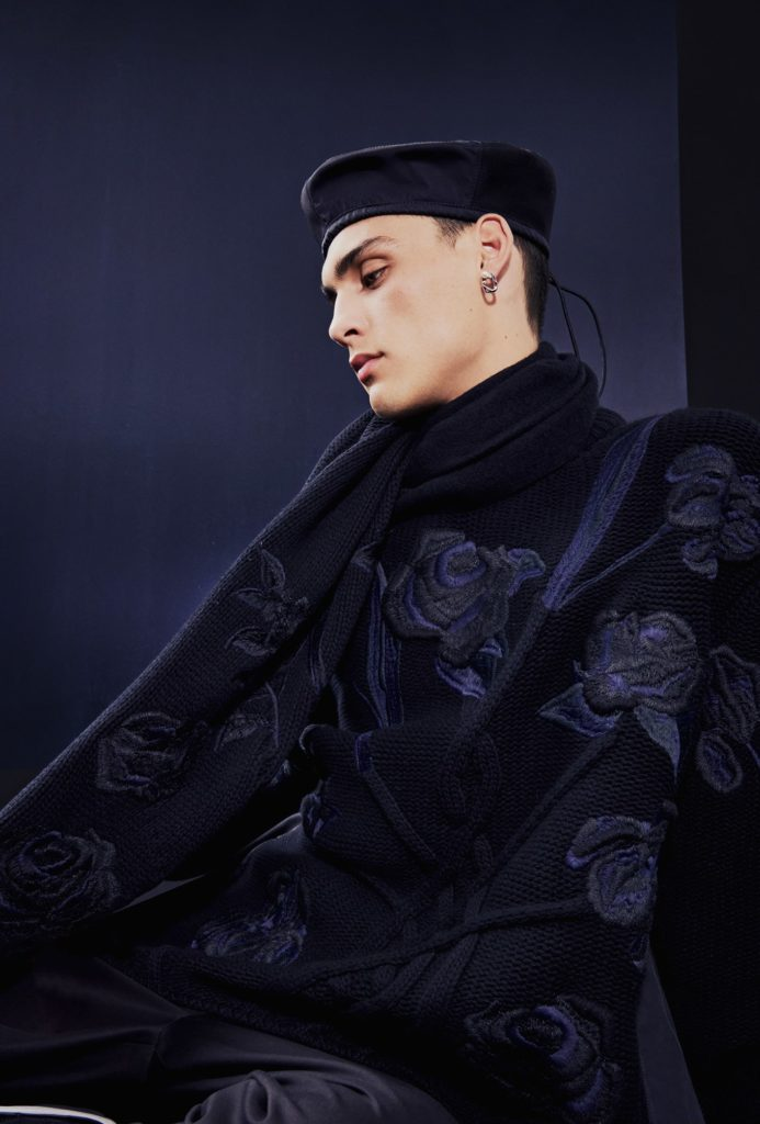 DIOR AND SACAI CAPSULE COLLECTION BY BRETT LLOYD - LOOK 4 DETAIL-min