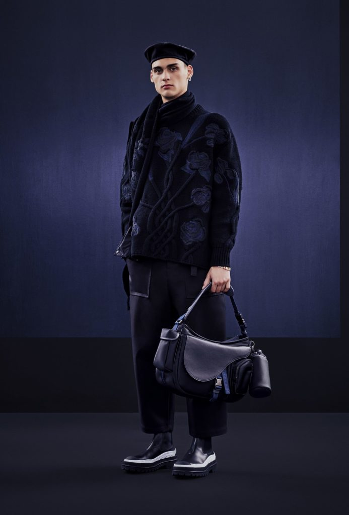 DIOR AND SACAI CAPSULE COLLECTION BY BRETT LLOYD - LOOK 4-min