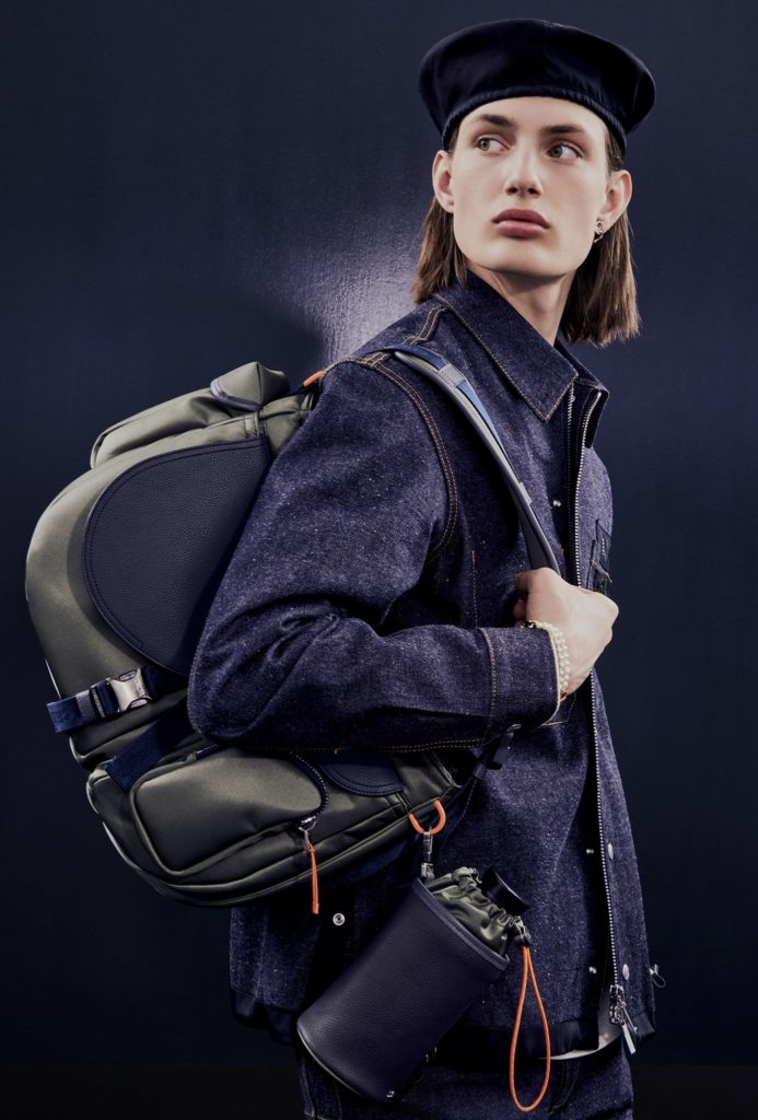 DIOR AND SACAI CAPSULE COLLECTION BY BRETT LLOYD - LOOK 10 DETAIL-min