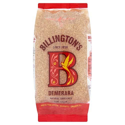 Billington's Demerara Sugar