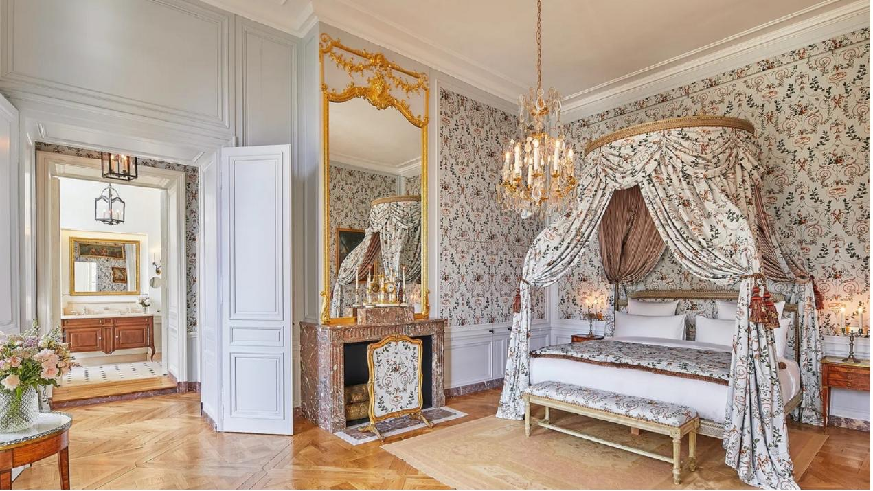 Versailles gets its first-ever hotel and it is as palatial as it sounds