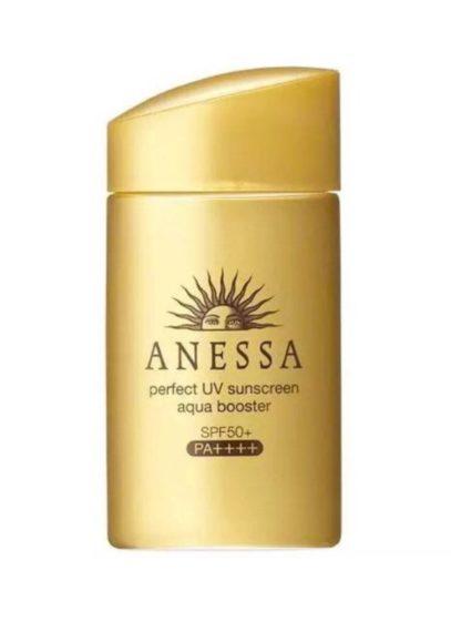 Anessa Perfect UV Sunscreen Aqua Booster SPF50+ PA++++