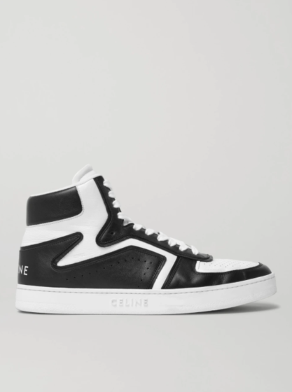 Z trainer in Black and Optic White