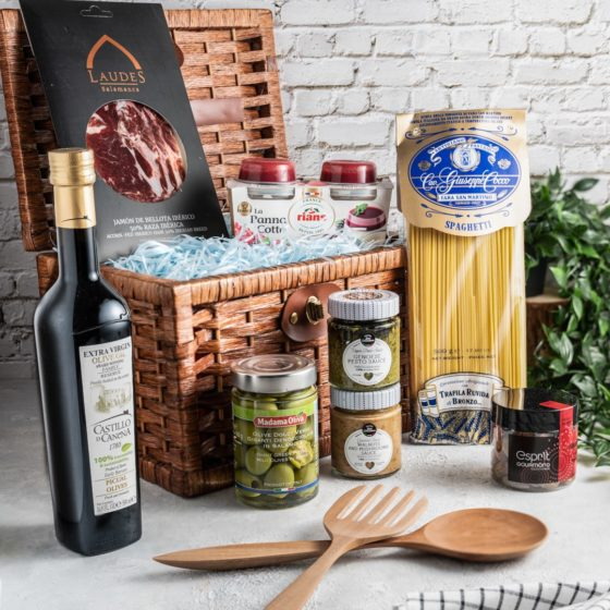 Classic Deli launches gourmet hampers for everyone at home