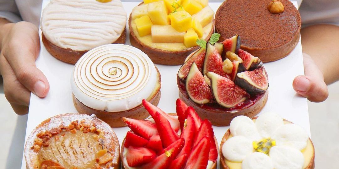 Craving some tarts at home? Here's where to find the best ones in Singapore