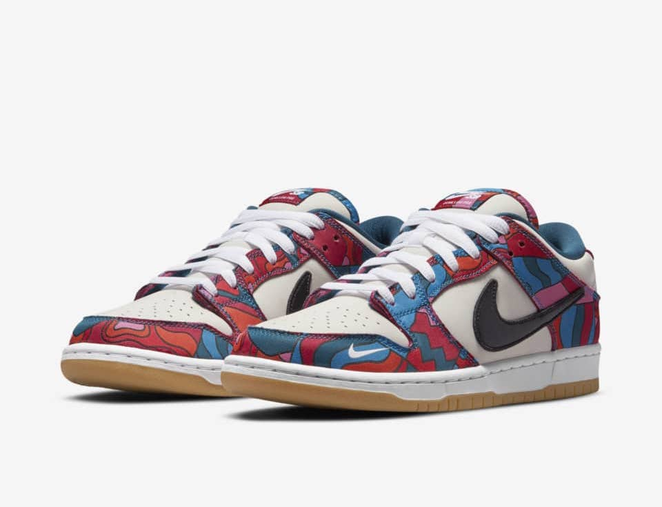 Nike SB Parra Dunk Low